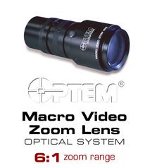 Macro Video Zoom Lens EHD6X