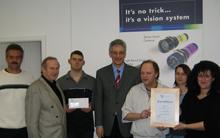 Vision Components Award