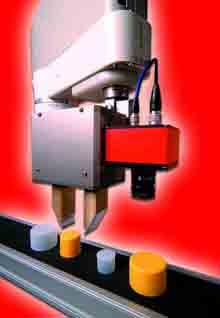 Bildverarbeitende Sensoren