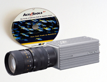 ActivVisionTools runs on newest Sony XCI-V3