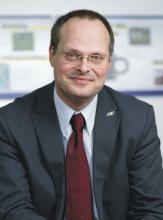Dr. Olaf Munkelt, Geschäftsführer der MVTec Software GmbH