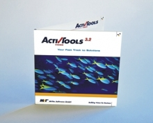 ActivVisionTools 3.2: The new version of the easy-to-use software for machine vision with a highly robust bar code reader will be released to the market in May 2008.