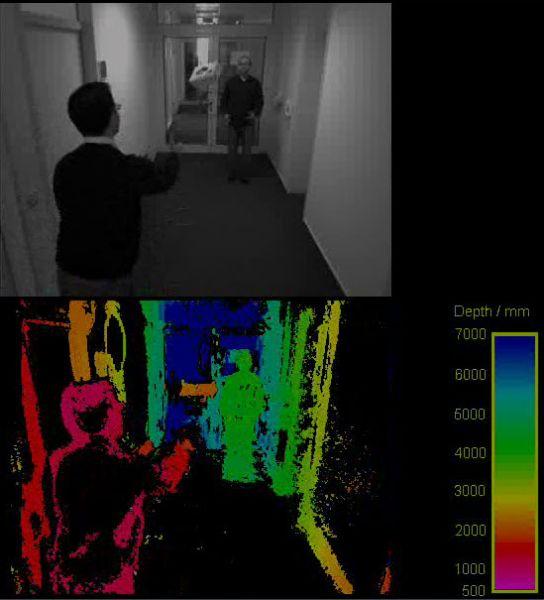 3D-Bildverarbeitung: Ultrakompaktes Echtzeit-Stereosystem