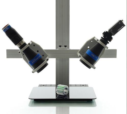3D-Optiken mit Scheimpflug-Adapter für hochpräzise 3D-Prüf- und Messanwendungen