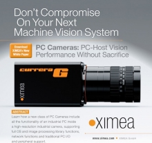 Vision System - PC Camera
