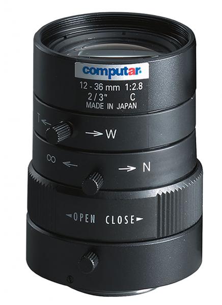 M3Z1228C Megapixel Zoom Lens C-Mount Objektiv