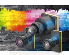 R e2v ELiiXA Farbzeilenkameras