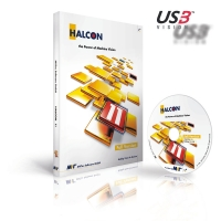 HALCON USB3 Vision Interface