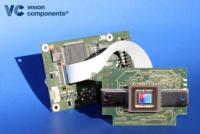 Intelligente OEM-Platinenkamera mit 16 Bit Farbtiefe
