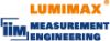 Logo iiM AG and brand logo LUMIMAX