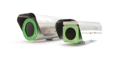Neue Sonnendächer für Salamander und Orca Kameraschutzgehäuse
