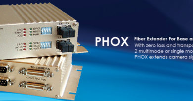 PHOX Camera Link Fiber Extender Tested Below Zero