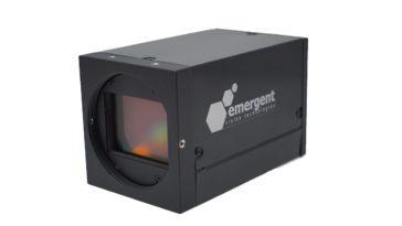 Neu bei FRAMOS®: Emergent präsentiert 25GigE-Hochgeschwindigkeitskameras