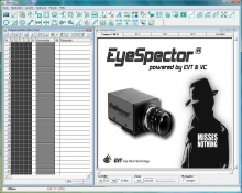 Smart machine vision with a new operating interface: EyeSpector 2.1