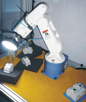 one-camera-robot