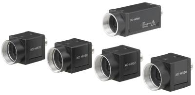 Sony XC-HR Serie