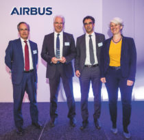 Airbus awards 'Best Innovator Overall' for Defence and Space business to Kappa optronics