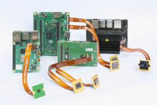 embedded world: Größte Auswahl von MIPI-Kameraplatinen & Quad-Core-Embedded-Vision