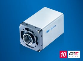 Performance redefined: 10 GigE cameras with 3rd generation Sony Pregius CMOS sensors