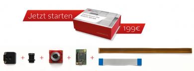 Jetzt verfügbar: Alvium Kamera Kit für NVIDIA Jetson Nano Developer Kit