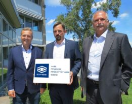 NEUER NAME, KONSTANTE INNOVATIONSKRAFT – AUS AVI SYSTEMS WIRD EYYES