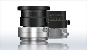 """Kompakte TFL-Objektive für hochauflösende Kameras mit 4/3"""" Sensoren bei Vision Dimension"""