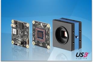 Vision Dimension präsentiert: Einplatin- und Industriekameras von The Imaging Source
